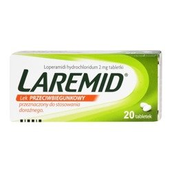 Laremid 2mg x 20 tabletek
