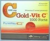 Olimp Gold-Vit.C Forte 1000mg 30kaps