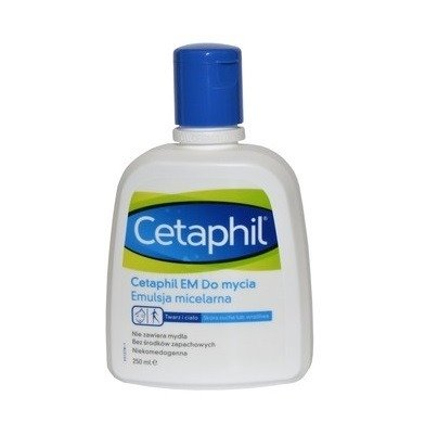 CETAPHIL EM Do mycia Emulsja micelarna 250 ml