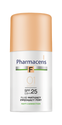 ERIS PHARMACERIS F Fluid matujący 01 IVORY 30 ml