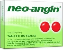 Neo-Angin tabl.d/ssania*24